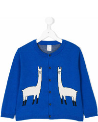 Tiny Cottons Llama Cardigan