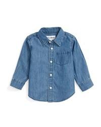 DL1961 Infant Boys Franklin Chambray Shirt