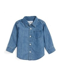 DL1961 Infant Boys Franklin Chambray Shirt