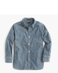J.Crew Kids Chambray Shirt