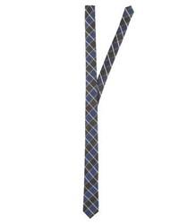 s.Oliver BLACK LABEL Tie Saphir Blue