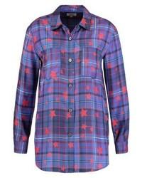 Tommy Hilfiger Gigi Hadid Shirt Blue
