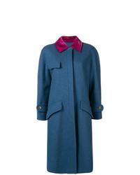 Chanel Vintage Concealed Fastening Coat