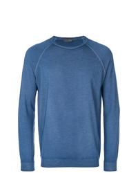 Drumohr Classic Fitted Sweater
