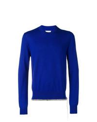 Maison Margiela Marled Hem Sweater