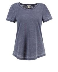 Basic t shirt navy medium 3898632