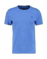 Custom slim fit basic t shirt scottsdale blue medium 4272907