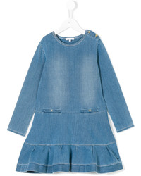 Chlo Kids Denim Dress