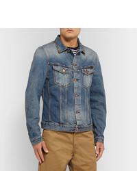 Nudie Jeans Billy Slim Fit Organic Denim Jacket