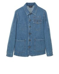 Blouson denim jacket medium blue medium 3832858