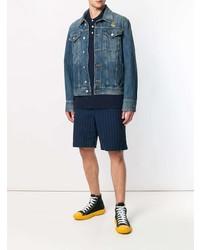 Vivienne Westwood Anglomania Classic Denim Jacket