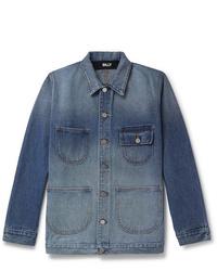 BILLY Denim Chore Jacket