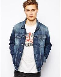 Pepe Jeans Denim Jacket Legend