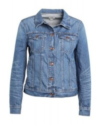 J.Crew Denim Jacket Newtown Wash