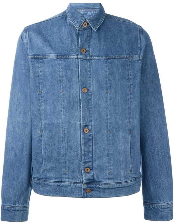 Natural Selection Wells Denim Jacket