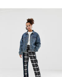 Collusion Oversized Denim Jacket