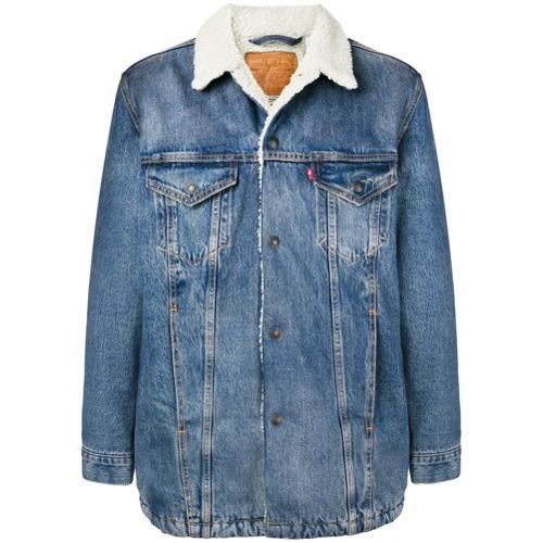 Levi's Slim Fit Denim Jacket