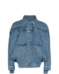 Diesel Red Tag Turbo Denim Jacket