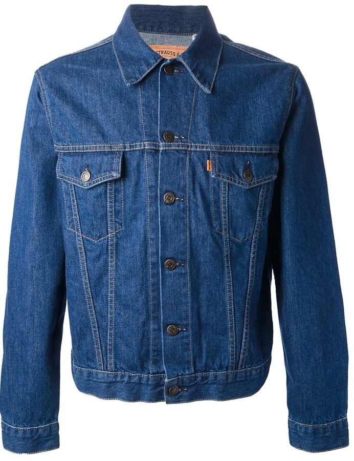 Levi's Vintage Clothing Classic Denim Jacket | Where to buy & how ...