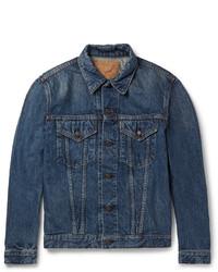 orSlow Washed Denim Jacket