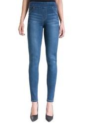 Sienna mid rise soft stretch denim leggings medium 1310157