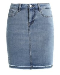 Vmbeate mini skirt light blue denim medium 3905062