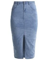 Katie denim skirt smokey blue medium 3904839