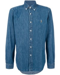 Polo Ralph Lauren Button Down Denim Shirt