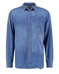 Nudie Jeans Calle Shirt Blue Denim
