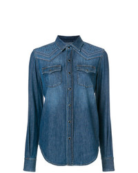 Saint Laurent Denim Shirt