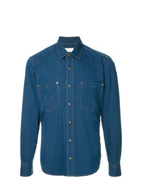 Cerruti 1881 Denim Shirt