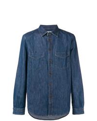 Kent & Curwen Knole Denim Shirt