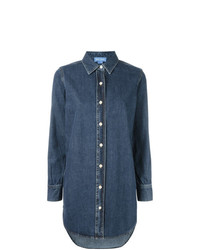 MiH Jeans Oversize Denim Shirt