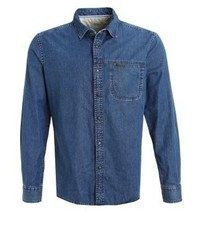 Esprit Shirt Blue Washed Denim