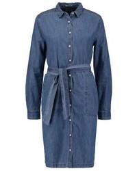 Tommy Hilfiger Denim Dress Blue