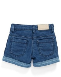 Little Marc Jacobs Cuff Denim Shorts