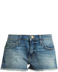 Current/Elliott The Gam Frayed Hem Shorts