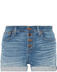 Madewell Denim Shorts Mid Denim