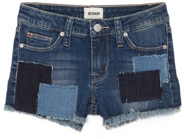 Hudson Kids Superpower Denim Shorts