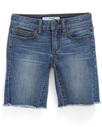 Joe's Jeans Joes Cutoff Stretch Denim Bermuda Shorts