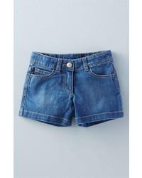 Mini Boden Heart Pocket Shorts