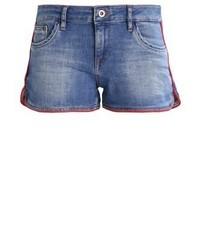 Tommy Hilfiger Scallop Shorts Denim Shorts Denim