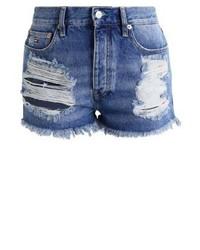 Tommy Hilfiger Tommy Jeans 90s Denim Shorts Blue Denim