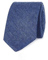 Blue Denim Tie