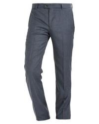 Éditions MR Suit Trousers Grey Blue
