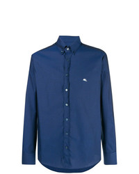Etro Classic Collared Shirt