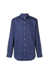 Canali Formal Regular Fit Shirt