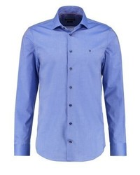 Slim fit formal shirt blue medium 4204819