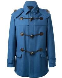 Raccoon trim duffle coat medium 120455