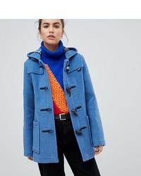 Gloverall Slim Mid Length Duffle Coat
